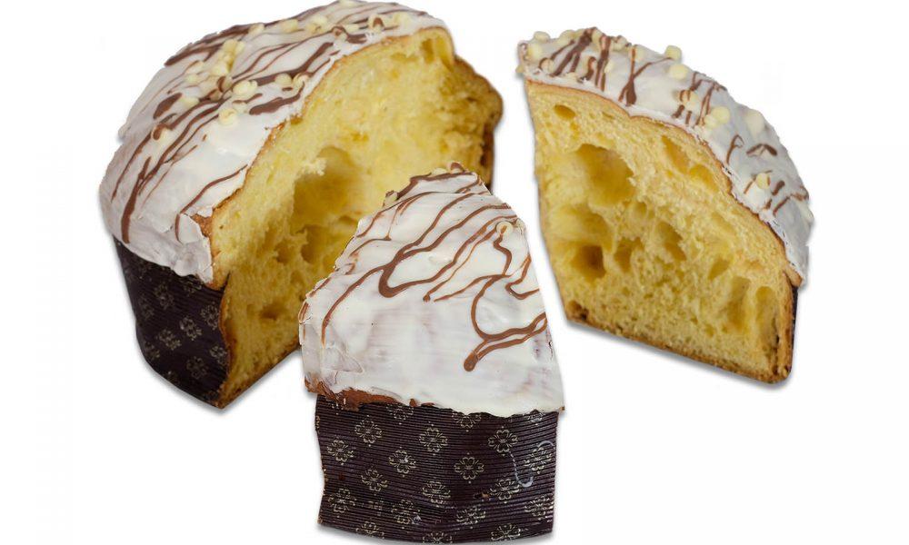 Panettone Cioccolato Bianco e Albicocche
